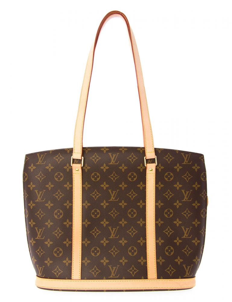 louis vuitton shopper tasche radladerarbeiten. Black Bedroom Furniture Sets. Home Design Ideas