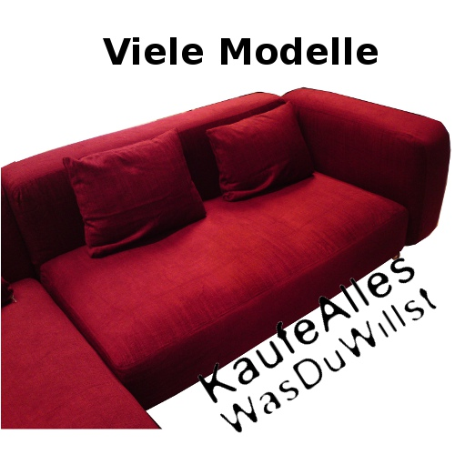 ikea tyl sand sofa bezug ever d dunkelrot viele modelle ebay. Black Bedroom Furniture Sets. Home Design Ideas