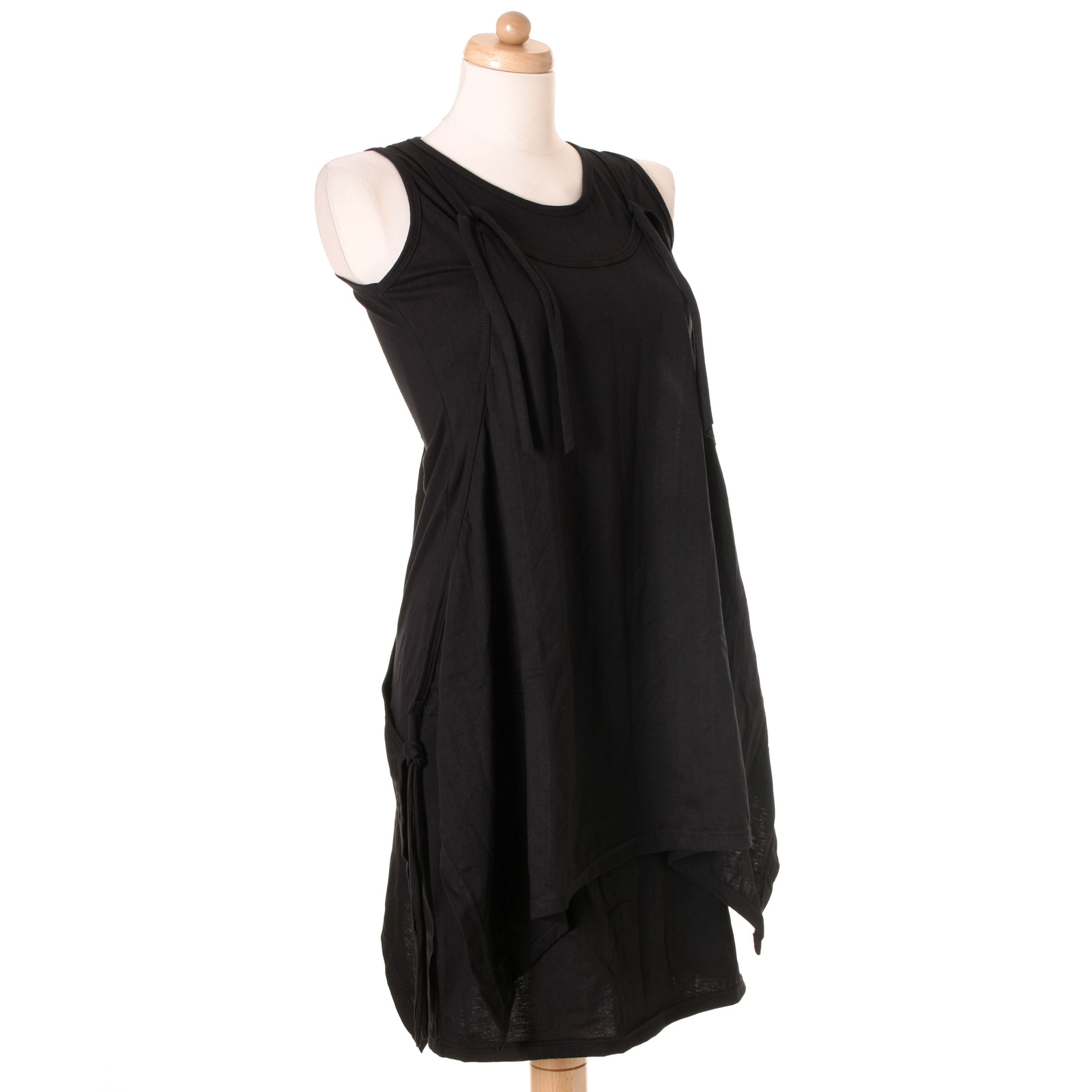 vishes lagenlook kleid zipfel dress elfen ethno chic hippie sommerkleid tunika ebay. Black Bedroom Furniture Sets. Home Design Ideas