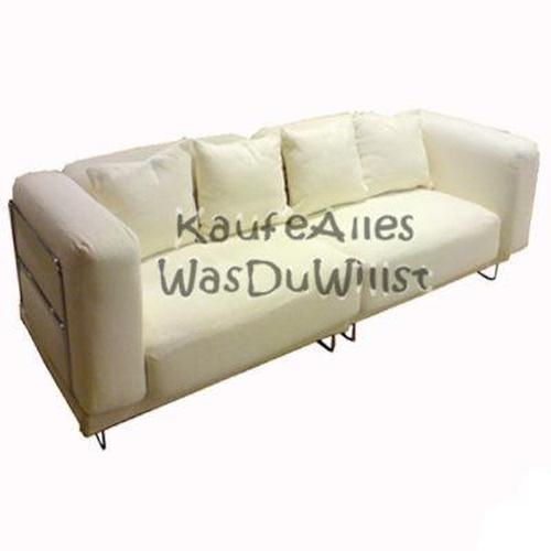 ikea tyl sand sofabezug bezug rephult wei 2er 3er sofa. Black Bedroom Furniture Sets. Home Design Ideas