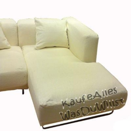 ikea tyl sand sofabezug bezug rephult wei 2er 3er sofa recamiere ua ebay. Black Bedroom Furniture Sets. Home Design Ideas