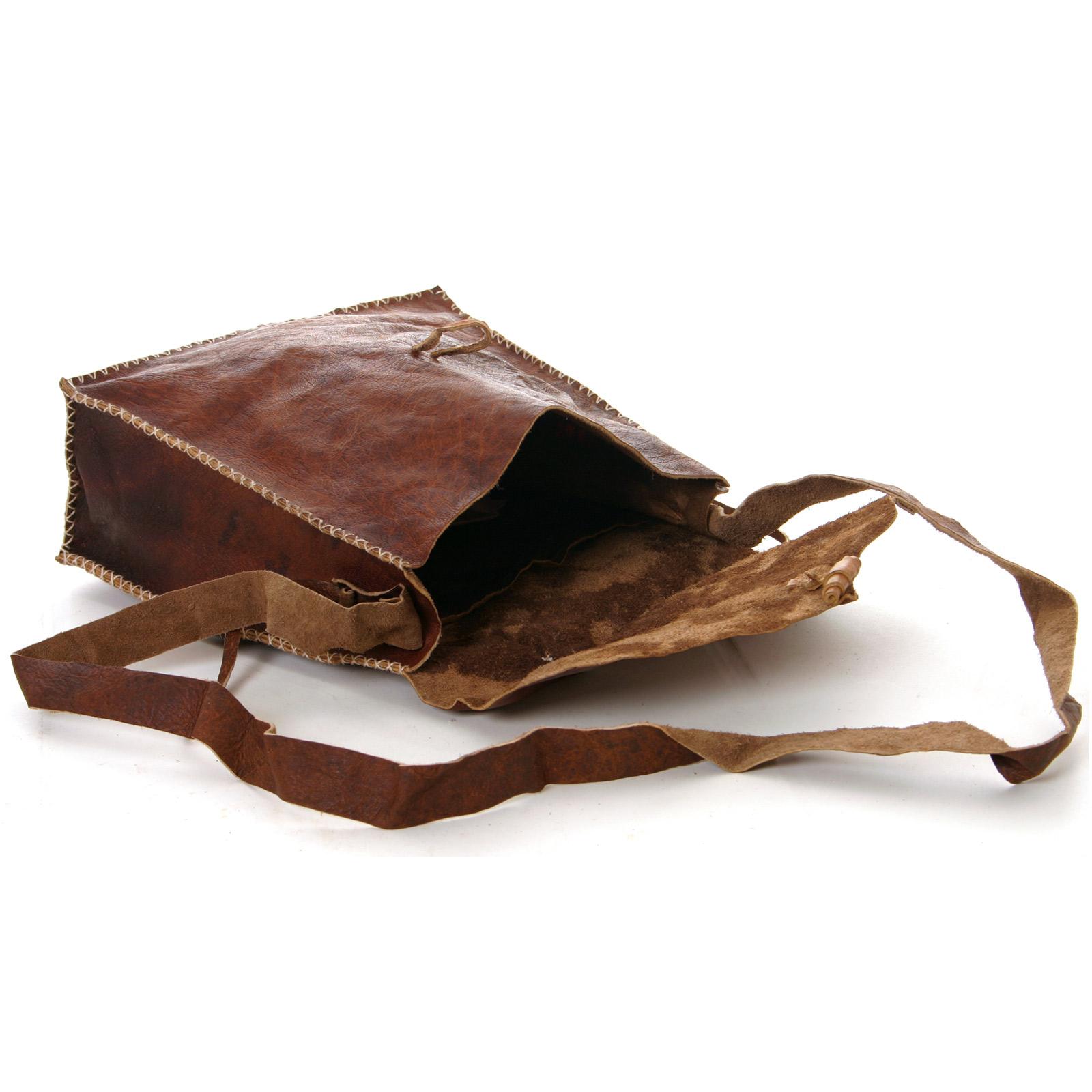 vishes leder tasche umh ngetasche mittelalter messenger leather bag herren ebay. Black Bedroom Furniture Sets. Home Design Ideas