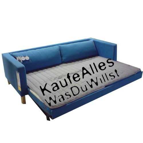 ikea karlstad sofa bezug korndal blau viele modelle ebay. Black Bedroom Furniture Sets. Home Design Ideas