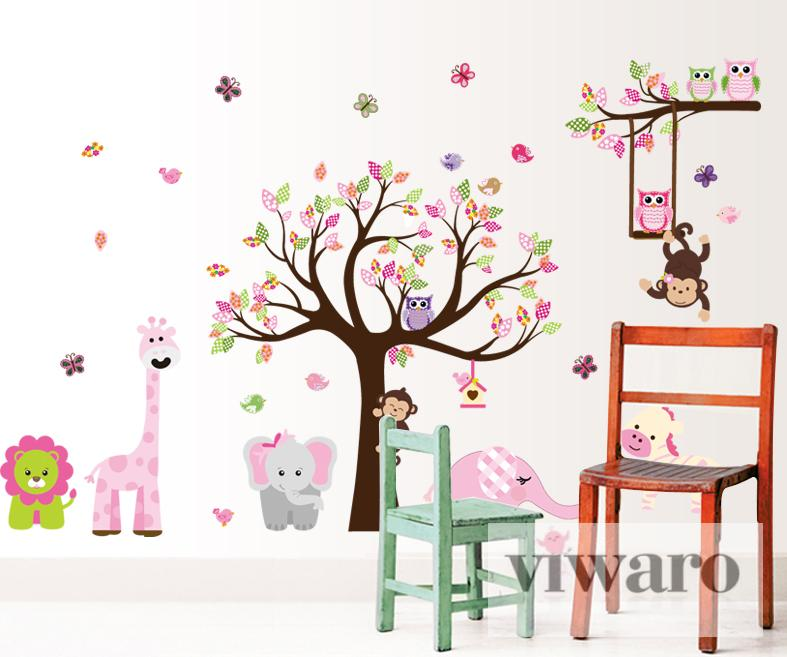 wandtattoo kinderzimmer m dchen badezimmer ideen 2012. Black Bedroom Furniture Sets. Home Design Ideas