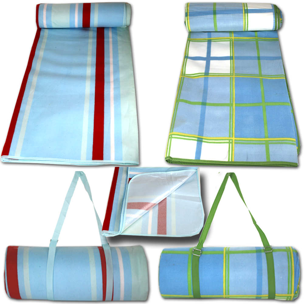 xxl picknickdecke 200 x 200cm campingdecke stranddecke decke reisedecke picknick ebay. Black Bedroom Furniture Sets. Home Design Ideas