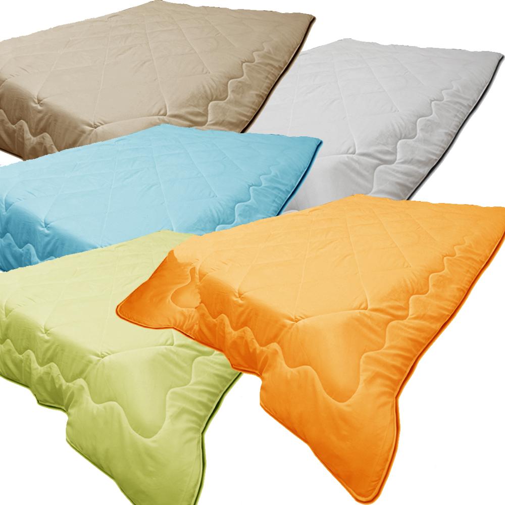 microfaser sommerdecke bettdecke 135 x 200 sommer stepp decke steppbett bett ebay. Black Bedroom Furniture Sets. Home Design Ideas