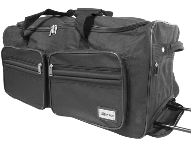 xxl reisetasche jumbo trolley sporttasche 2 rollen 90l trolly koffer tasche ebay. Black Bedroom Furniture Sets. Home Design Ideas