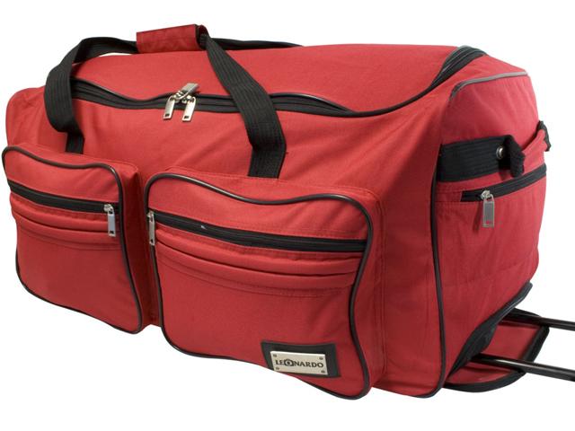 XXL-Reisetasche-Jumbo-Trolley-Sport-Tasche-Koffer-90L