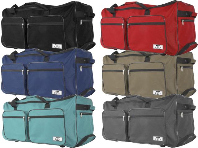 reisetasche jumbo trolley sporttasche 2 rollen 84l trolly xl koffer tasche neu ebay. Black Bedroom Furniture Sets. Home Design Ideas