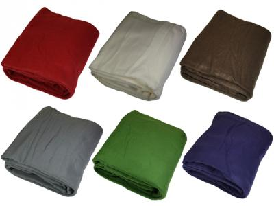 fleece decke polar fleecedecke kuscheldecke tagesdecke wohndecke sofa ebay. Black Bedroom Furniture Sets. Home Design Ideas