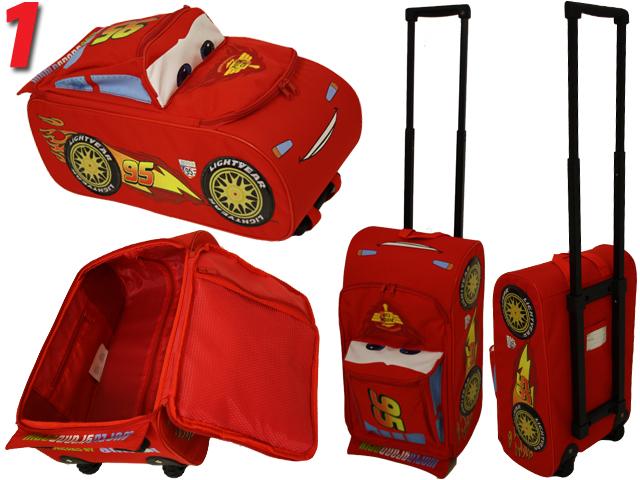 disney cars koffer trolley rucksack reisetasche f kinder kinderkoffer reise ebay. Black Bedroom Furniture Sets. Home Design Ideas