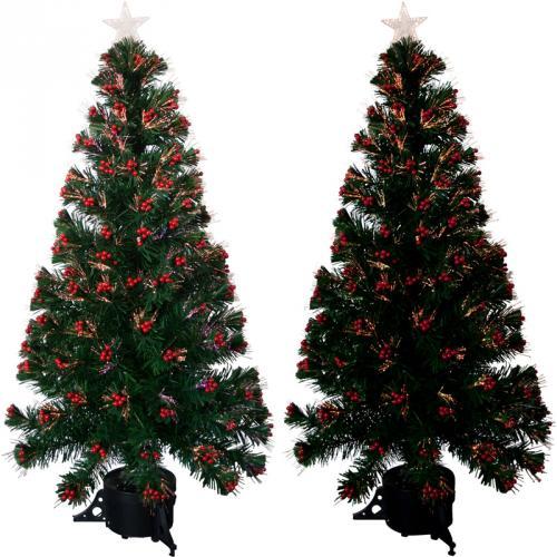 K nstlicher weihnachtsbaum 120cm led tannenbaum christbaum - Depot weihnachtsbaum ...