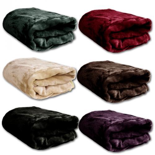 cashmere optik decke microfaser 150cm x 200cm wohndecke tages kuschel nerz woll ebay. Black Bedroom Furniture Sets. Home Design Ideas