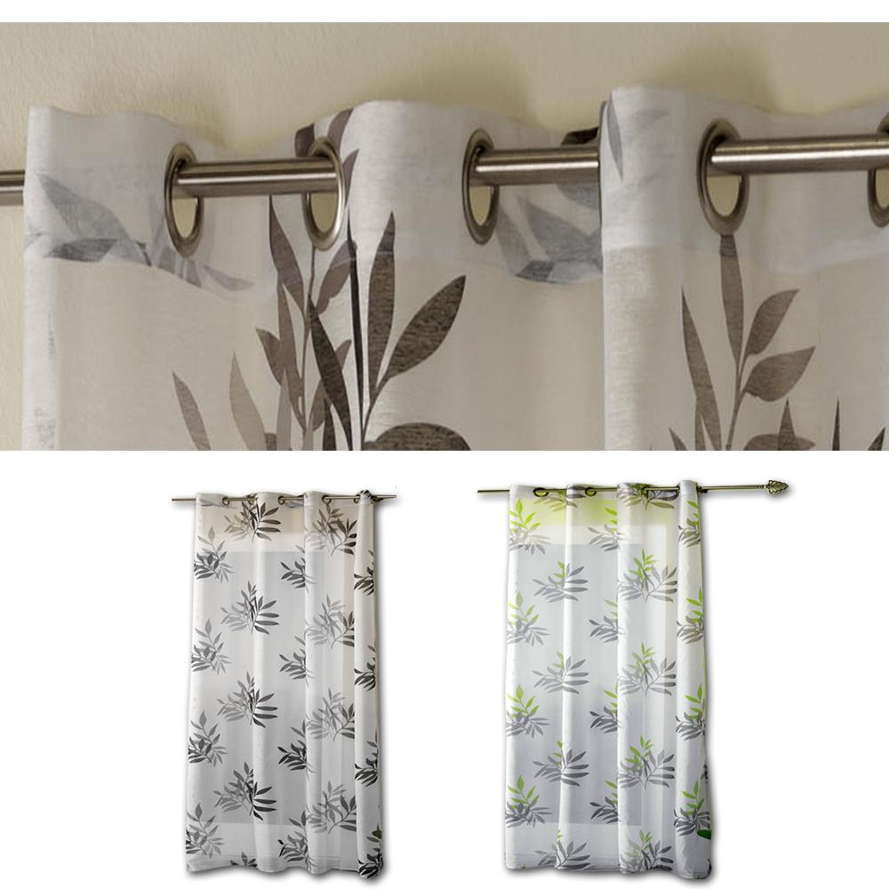 gardinen deko depot vorh nge gr n gardinen dekoration verbessern ihr zimmer shade. Black Bedroom Furniture Sets. Home Design Ideas
