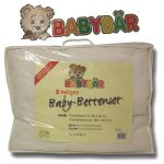 Baby Bettenset Decke & Kissen Kinderbett Bettdecke Kinder Bettset Babydecke