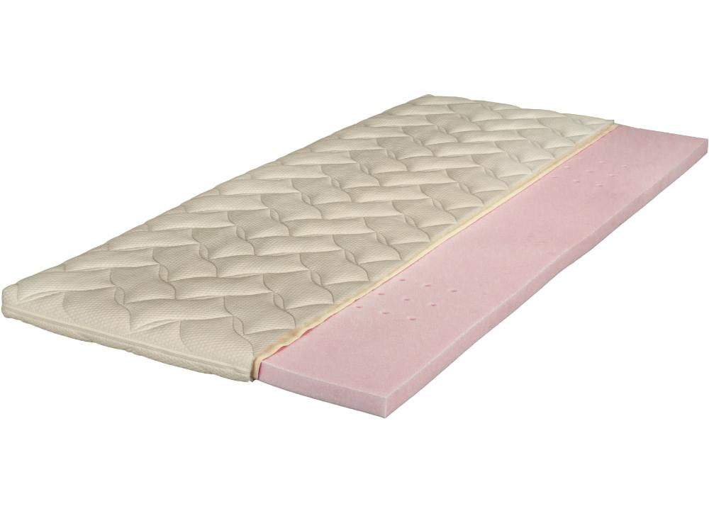 breckle gel matratzenauflage geldeluxe topper auflage boxspringbett ebay. Black Bedroom Furniture Sets. Home Design Ideas
