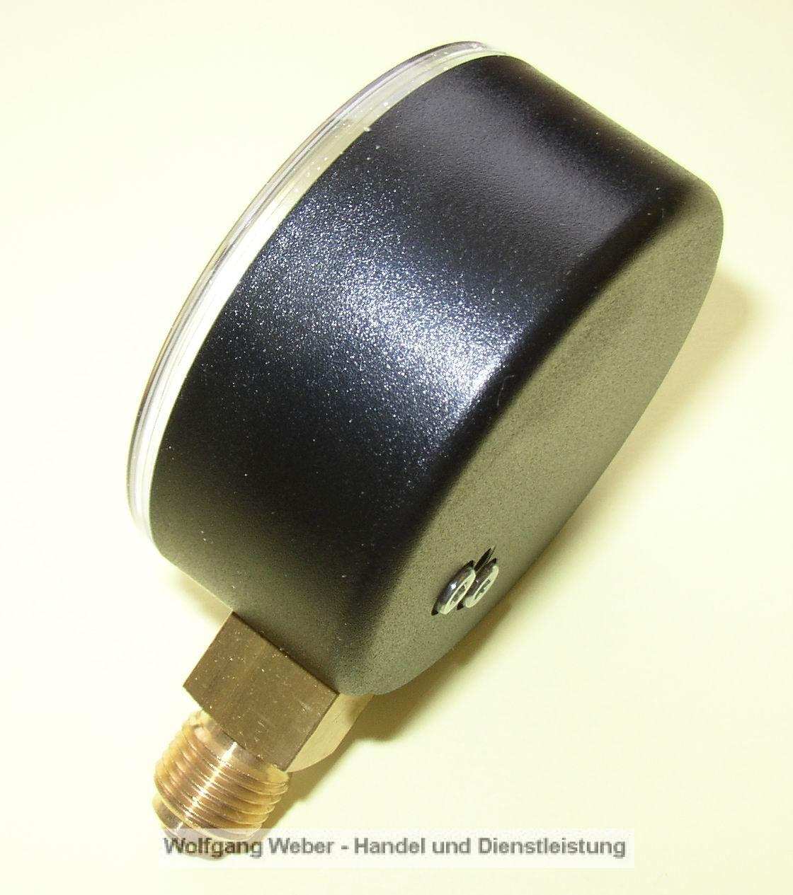 wika druck manometer 0 bis 0 6bar g1 4 63mm senkrecht ebay. Black Bedroom Furniture Sets. Home Design Ideas