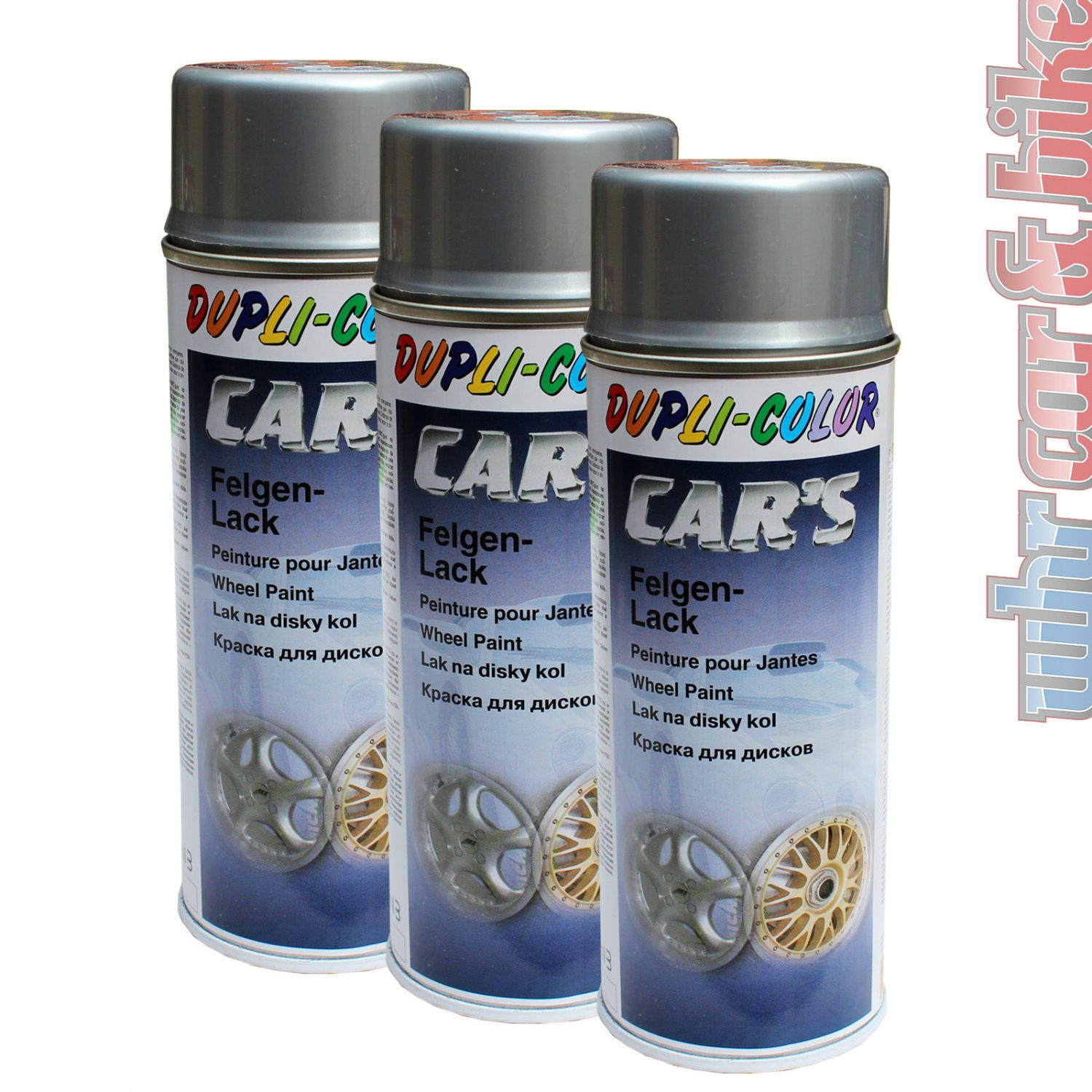 Dupli Color Car Rally Spray Paint