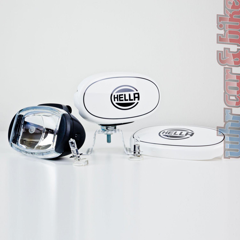 Hella Comet FF 550 Nebelscheinwerfer Scheinwerfer Kappe 12V 55W H3 Ref 12.5