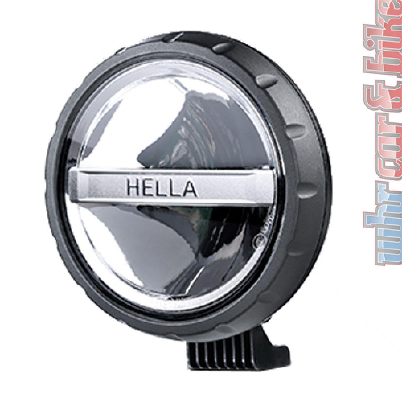 hella led zusatzscheinwerfer 12v 13w fernscheinwerfer. Black Bedroom Furniture Sets. Home Design Ideas