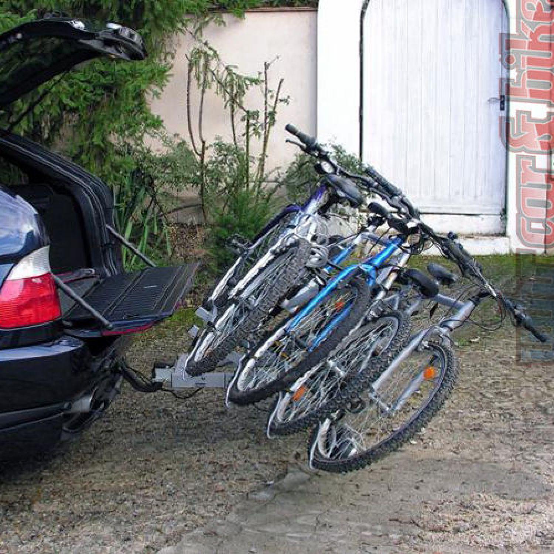 eufab hecktr ger fahrradtr ger luke anh ngerkupplung f r 4 fahrr der bis 70kg ebay. Black Bedroom Furniture Sets. Home Design Ideas