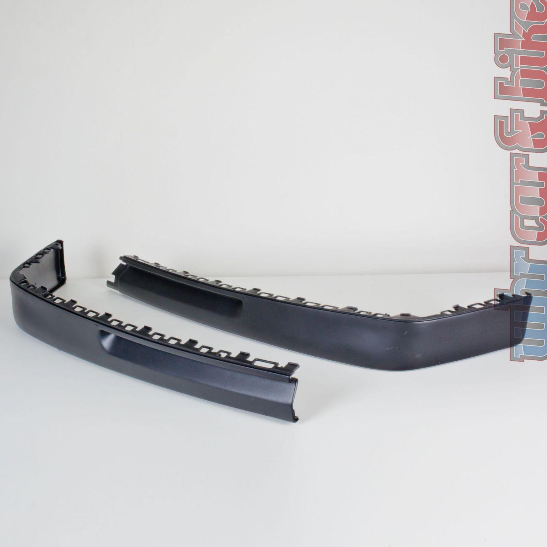 Front Spoiler Lippe Frontansatz breite Ausf/ührung
