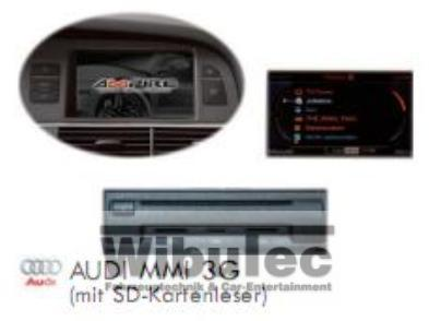 audi mmi 3g navigation plus update us eu ebay. Black Bedroom Furniture Sets. Home Design Ideas
