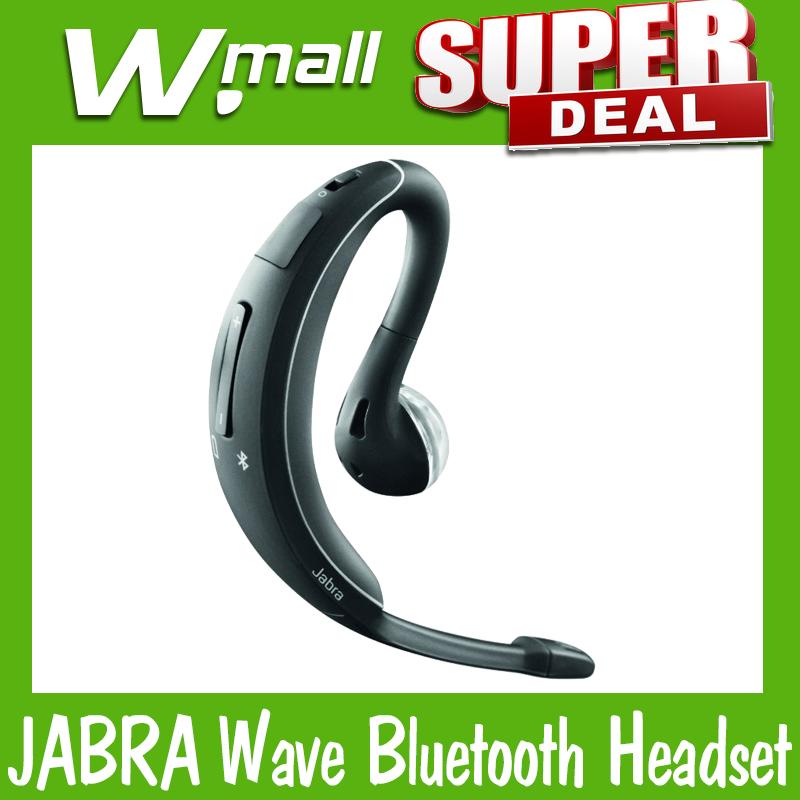 bluetooth headset jabra wave f r alle g ngigen handy. Black Bedroom Furniture Sets. Home Design Ideas