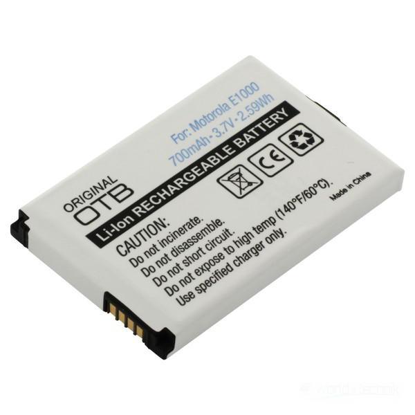 OTB Akku accu Batterie battery für Motorola BT60 Li-Ion