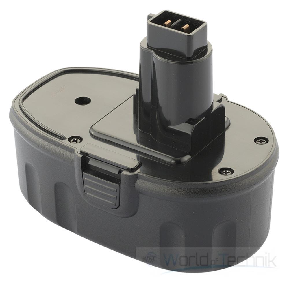 battery for tool dewalt black decker elu 18 v ebay. Black Bedroom Furniture Sets. Home Design Ideas