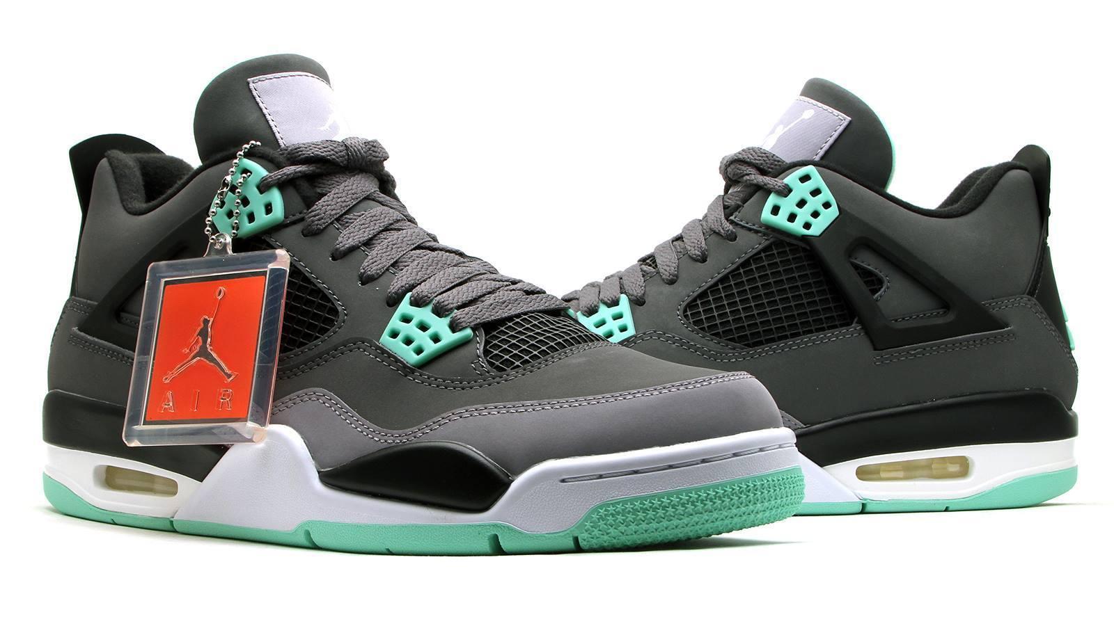 "Air Jordan 6 Retro ""Green Glow"" |Nike Jordan Glow"