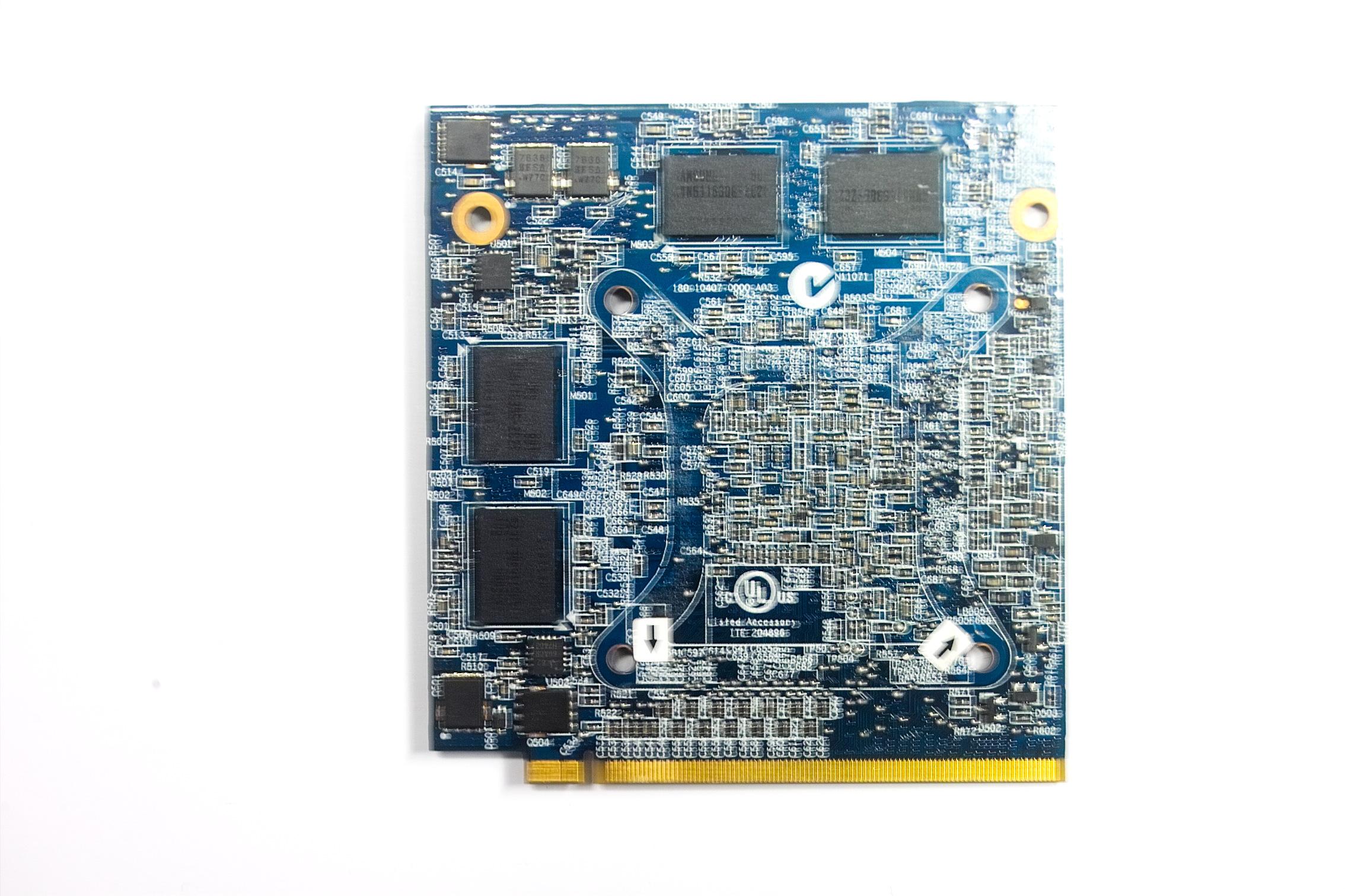 Details zu nvidia gf 8600m gs 512mb grafikkarte acer aspire 7520g