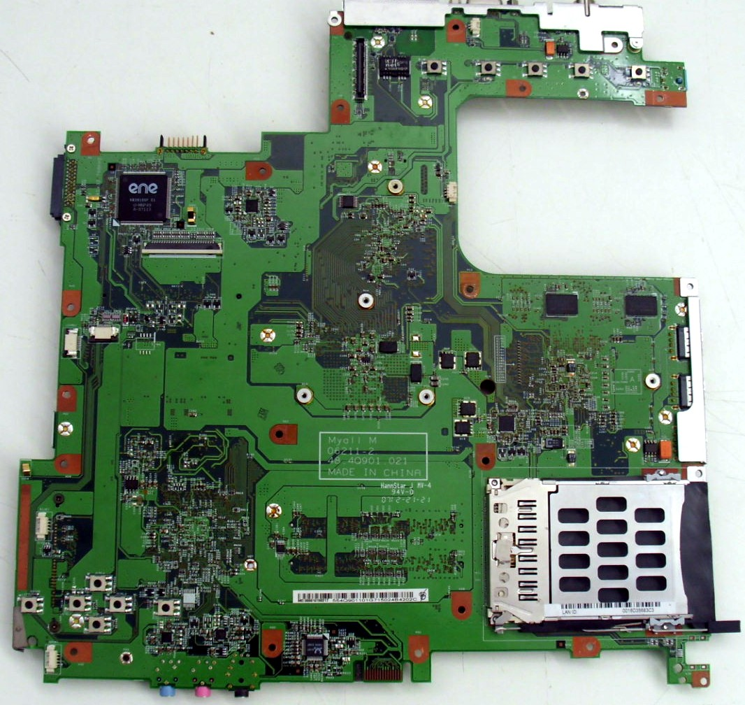 Original Acer Aspire 9300 Mainboard 48 4q901 021