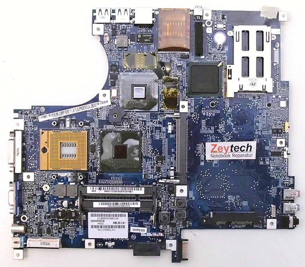 Details zu original acer aspire 5630 5680 mainboard hbl50 l41