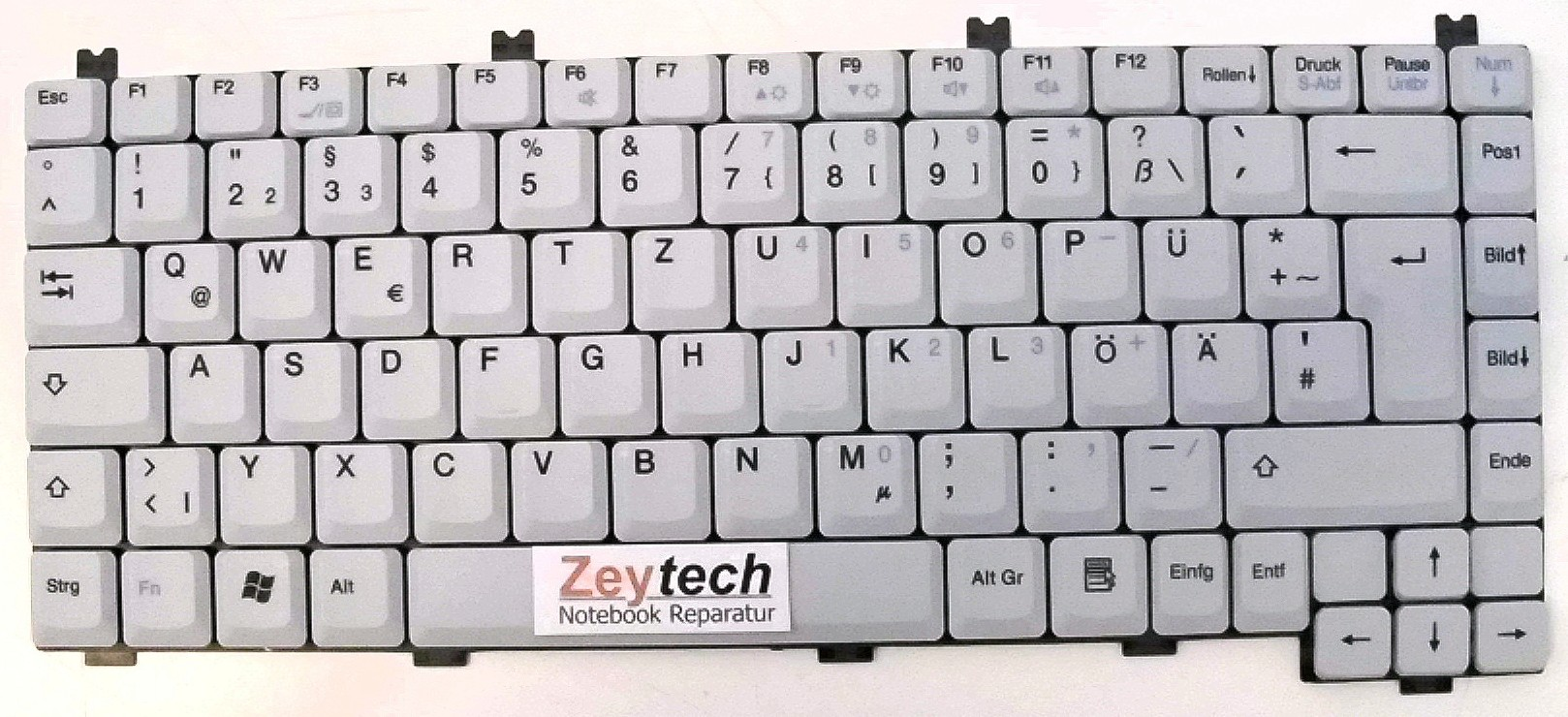 original fsc amilo l7300 tastatur deutsch k011405h1 neu ebay. Black Bedroom Furniture Sets. Home Design Ideas