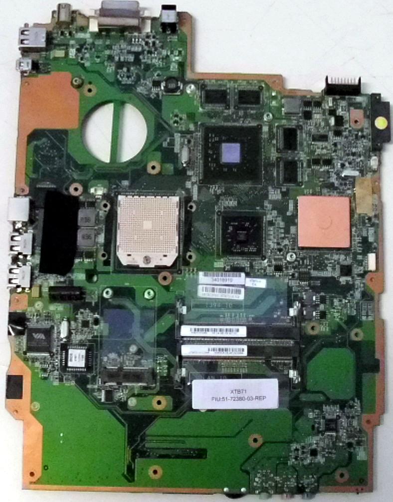 Fujitsu siemens amilo xa 2528