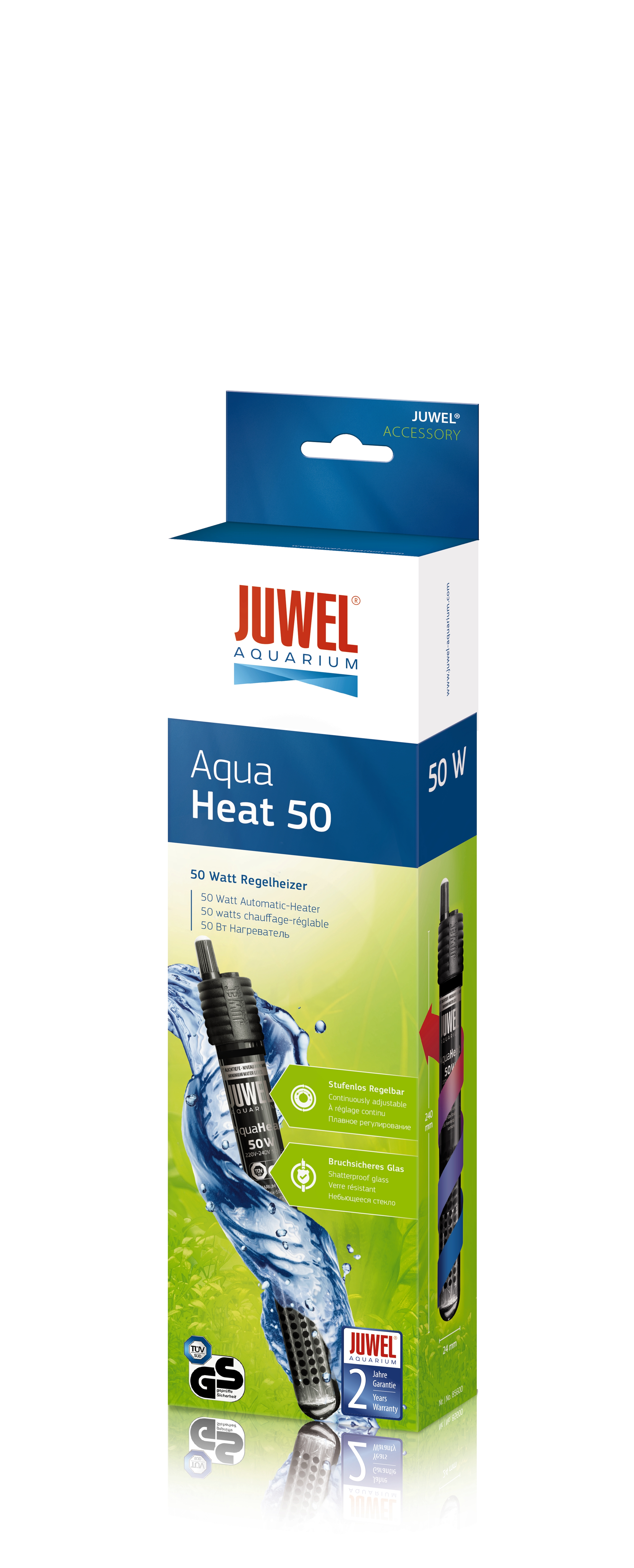 Juwel Aqua Heat Regelheizer 50 W